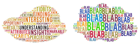 1- the pros and cons of word clouds as visualizations