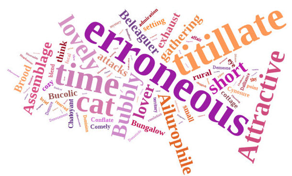 2- the pros and cons of word clouds as visualizations