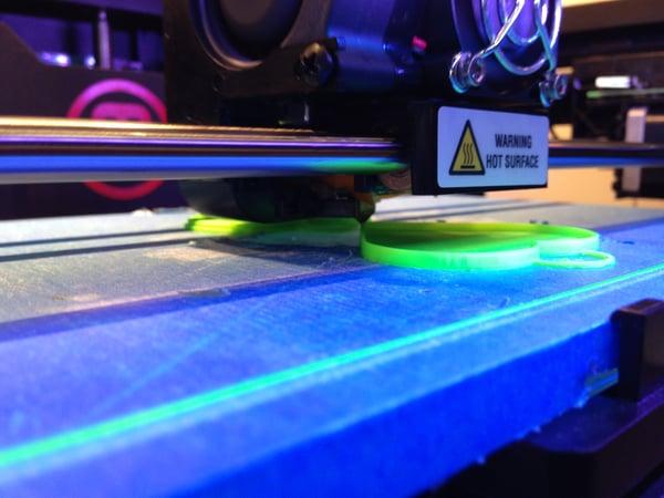 3D printers 3