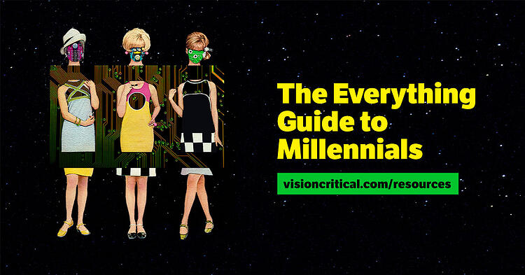 The Everything Guide to Millennials - report from Vision Critical