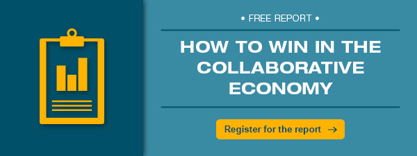 How to win in collaborative economy