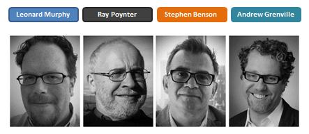 Webinar featured experts