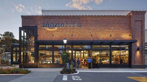 Amazon Books - Amazon's brick-and-mortar bookstore