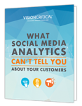 what social media analytics can't tell you - report