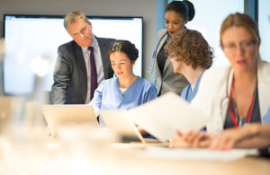 Digital transformation in the health care industry