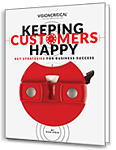 how to keep customers happy - report