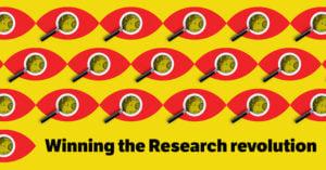 Winning the research revolution e-book