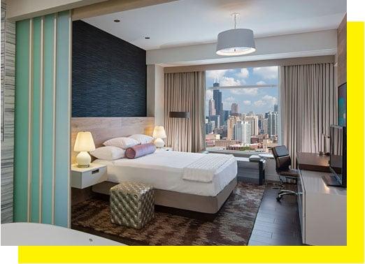 Hotel location - 2016 Customer Intelligence Summit