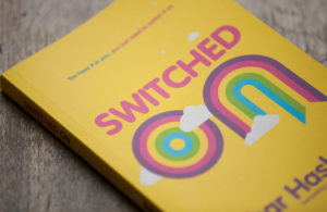 Switched On - book by Sahar Hashemi