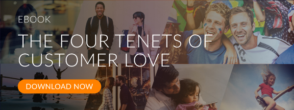 The 4 Tenets of Customer Love - Vision Critical ebook