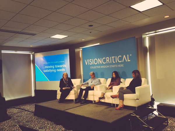 Vision Critical Summit - Develop Better Products Faster