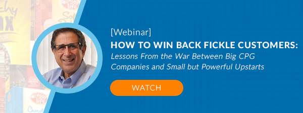 How to win back fickle CPG customers