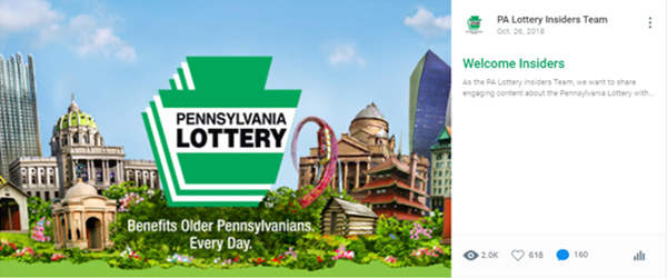 PennsylvaniaLottery-Be-Welcoming