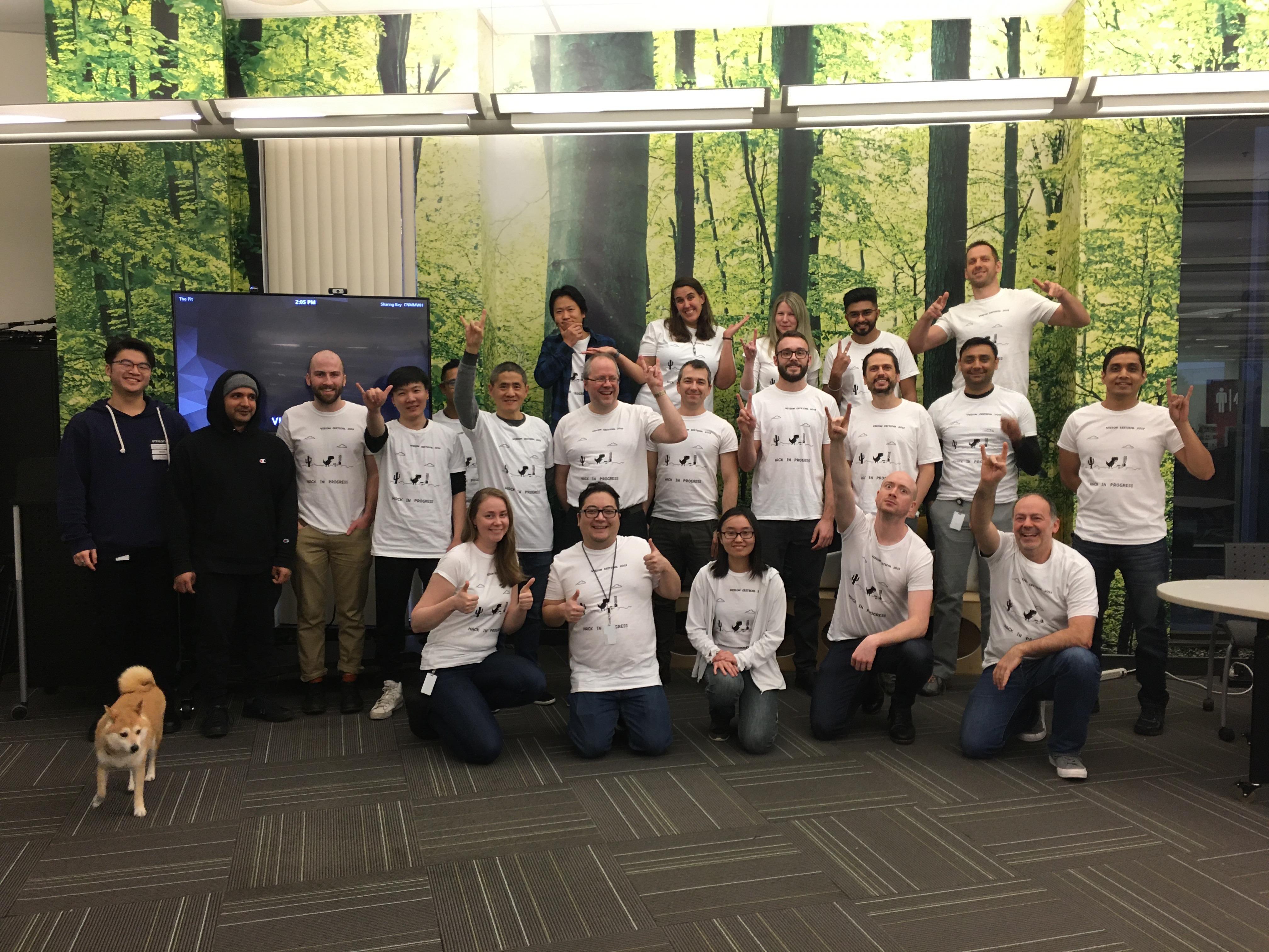 Hackathon Dec 2019 Funny