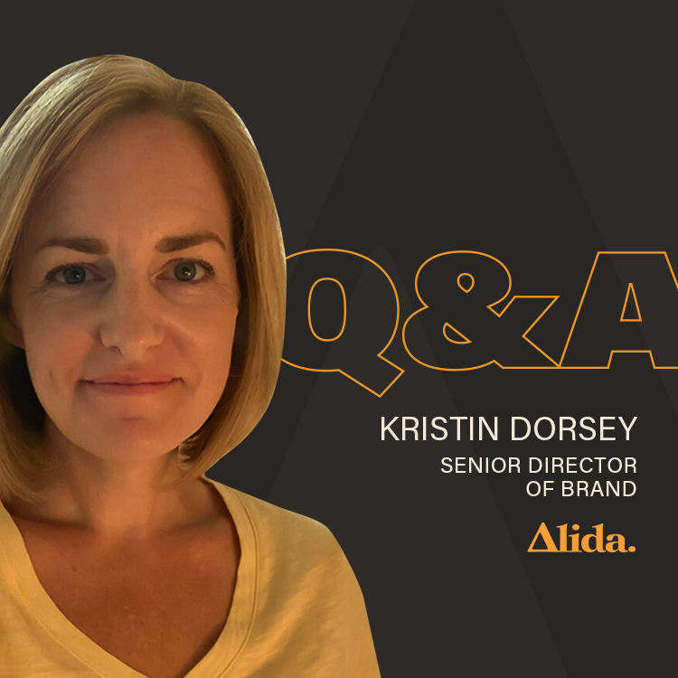 Becoming Alida: Q&A with Senior Director of Brand, Kristin Dorsey